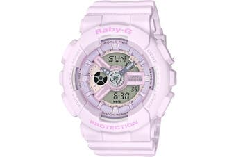 Casio Baby-G Analogue/Digital Female Pink Watch BA110-4A2 BA-110-4A2DR