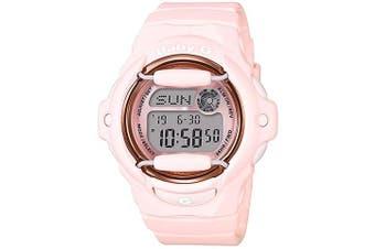 Casio Baby-G Female Flower Pink Digital Watch BG169G-4B BG-169G-4BDR