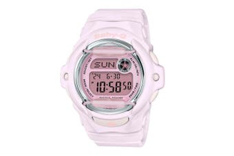 Casio Baby-G Pink/Purple Summertime Fashion Digital Watch BG169M-4 BG-169M-4DR