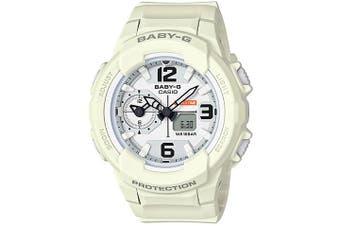 Casio Baby-G Unisex White Analogue/Digital Watch BGA-230-7B2 BGA-230-7B2DR