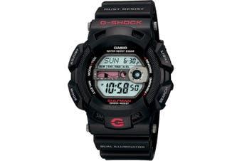 Casio G-Shock GULFMAN Mens Black Watch G-9100-1