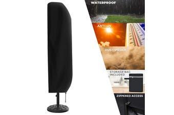 utdoor Cantilever Umbrella Cover Garden Patio Parasol Sun/Rain/Dust Protection