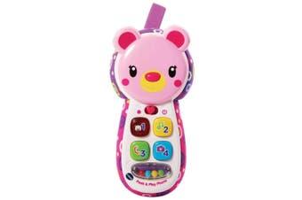 Vtech Peek & Play Phone in Pink