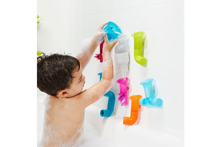 BOON TUBES Water Pipe Bath Toy