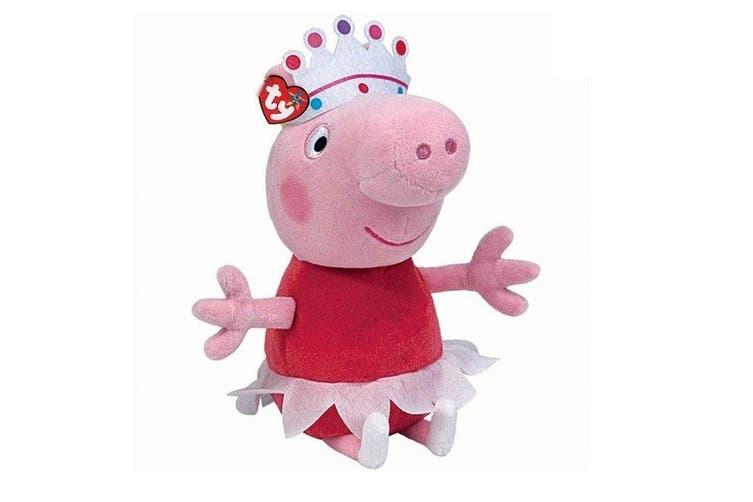 Peppa Pig Regular Ballerina Beanie Plush by TY