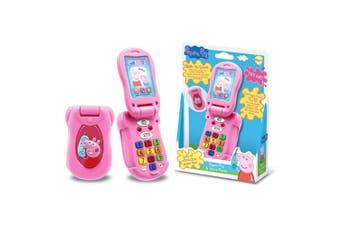 Peppa Pig Flip Phone