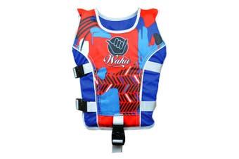 Wahu Swim Vest Child Small in Red