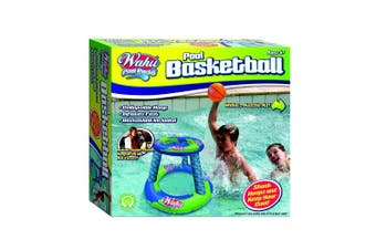 Wahu Pool Basketball