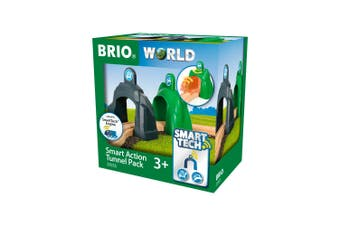 Brio Smart Tech Smart Action Tunnel Pack