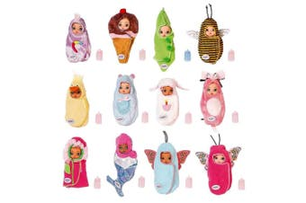 Baby Born Surprise Collectible Baby Dolls with Colour Change Diaper