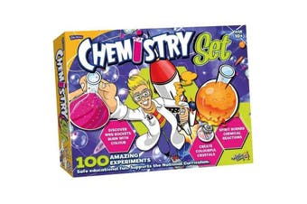 John Adams Action Science Chemistry Kit