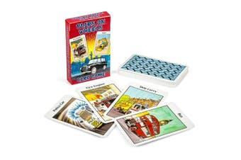 Cartamundi Pairs on Wheels Card Game