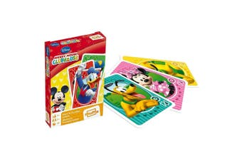 Disney Pairs and Donkey Card Games - Mickey Mouse