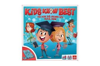 Kids Know Best Trivia Game