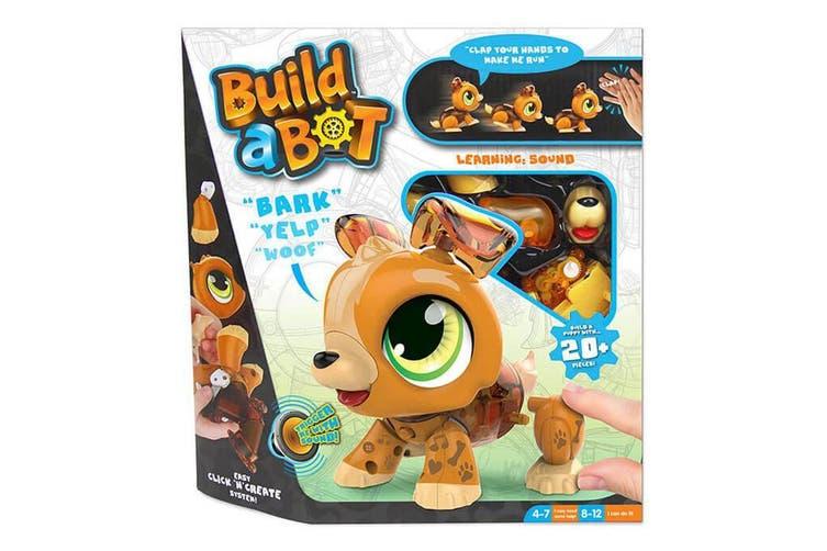 Build a Bot Puppy