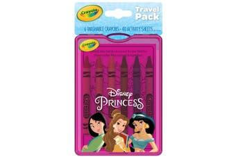 Crayola Disney Princess Travel Pack