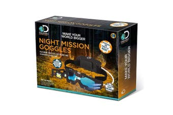 Discovery Adventure Night Mission Goggles