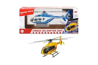 Dickie Toys SOS Airbus Helicopter Unit in Blue