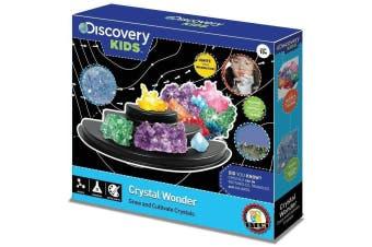 Discovery Kids Crystal Wonder Science Kit