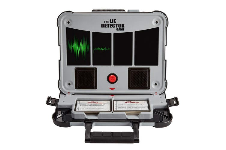 The Lie Detector Party Game