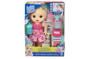 Baby Alive Magic Mixer Baby in Blonde