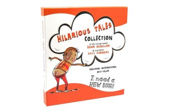 Hilarious Tales Boxed Set By Dawn McMillan