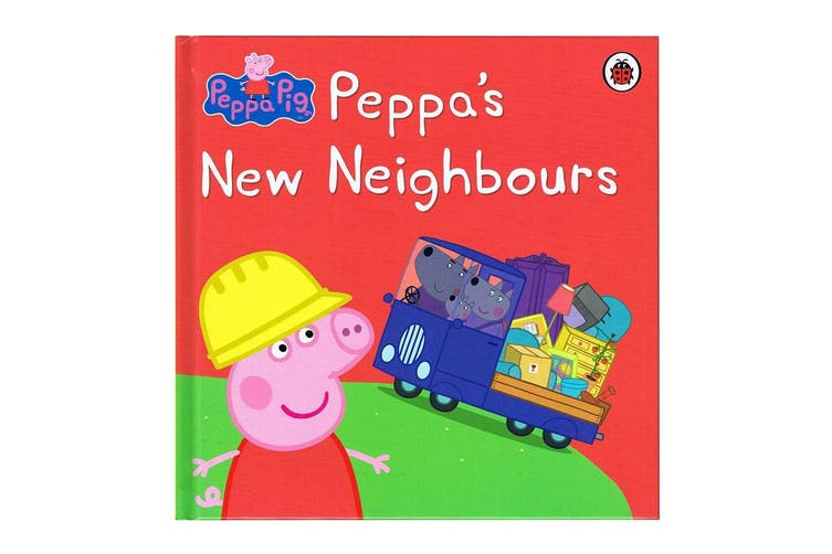 My First Storybook Peppa Pig: Peppa's New Neighbours