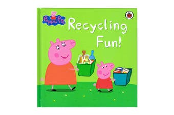 My First Storybook Peppa Pig: Recycling Fun