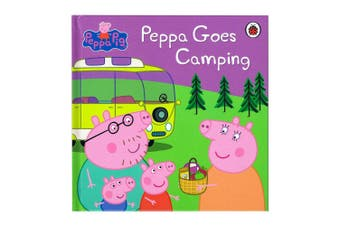 My First Storybook Peppa Pig: Peppa Goes Camping