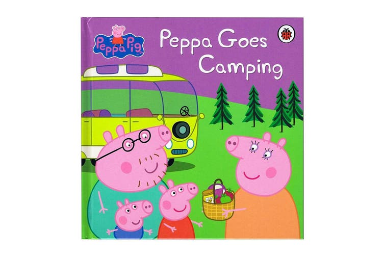 My First Storybook Peppa Pig: Peppa Goes Camping