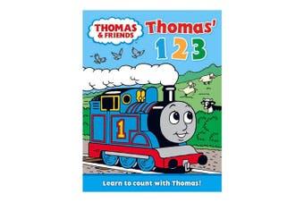 Thomas 123 Book by Rev W Awdry