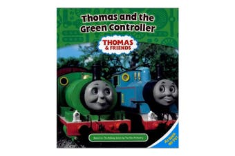 Thomas And The Green Controller Storybook