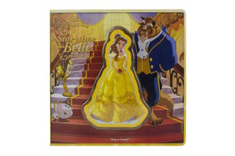 Disney Princess - Storytime With Belle Play-a-Sound Book