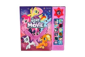 My Little Pony Custom Frame Play-A-Sound Book