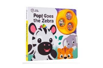 Baby Einstein Pop Goes the Zebra