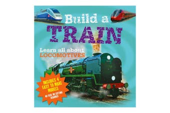 Build a Train Model and Book Set