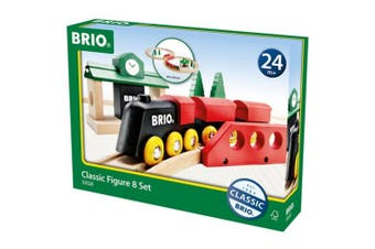Brio Early Learning Classic Figure 8 Set