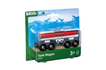 Brio World Tank Wagon