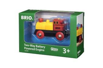 Brio World Two-Way Battery Powered Engine