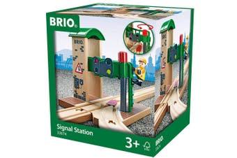 Brio Destination Signal Station