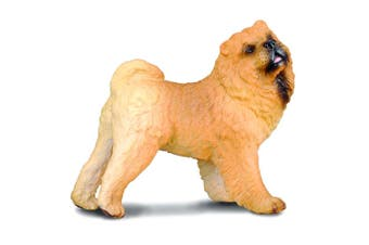 CollectA Farm Time Chow Chow Toy Figure