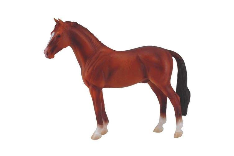 CollectA Horse Country Hanoverian Chestnut XL