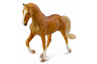 CollectA Horse Country Tennessee Horse Stallion Gold XL Toy Figure