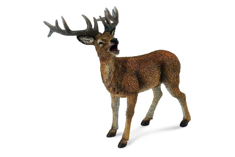 CollectA Wild Life Red Deer Stag Toy Figure