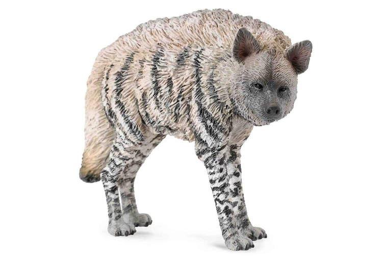 CollectA Wild Life Striped Hyena Toy Figure