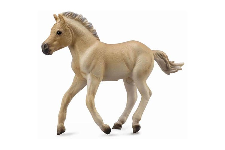 CollectA Horse Country Fjord Foal Brown Dun M