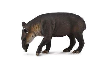 CollectA Wild Life Bairds Tapir Animal Figure