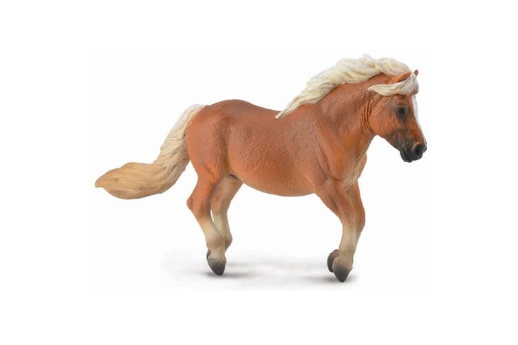 CollectA Horse Country Shetland Pony Chestnut M
