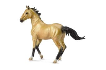 CollectA Horse Country Akhal Teke Mare Buckskin XL