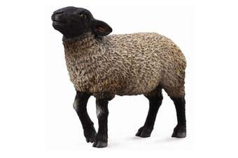 CollectA Farm Time Suffolk Sheep M